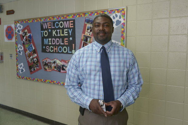 Springfield schools turnaround plan: Kiley's Principal Chris Sutton sees strength in collaboration