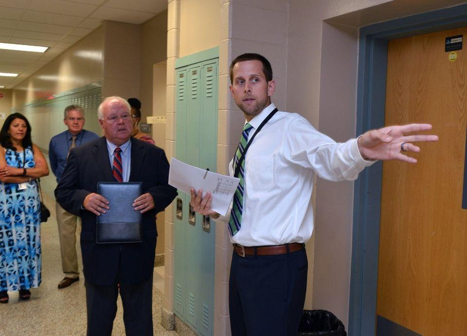New Chestnut, Van Sickle Schools in Springfield Assessed