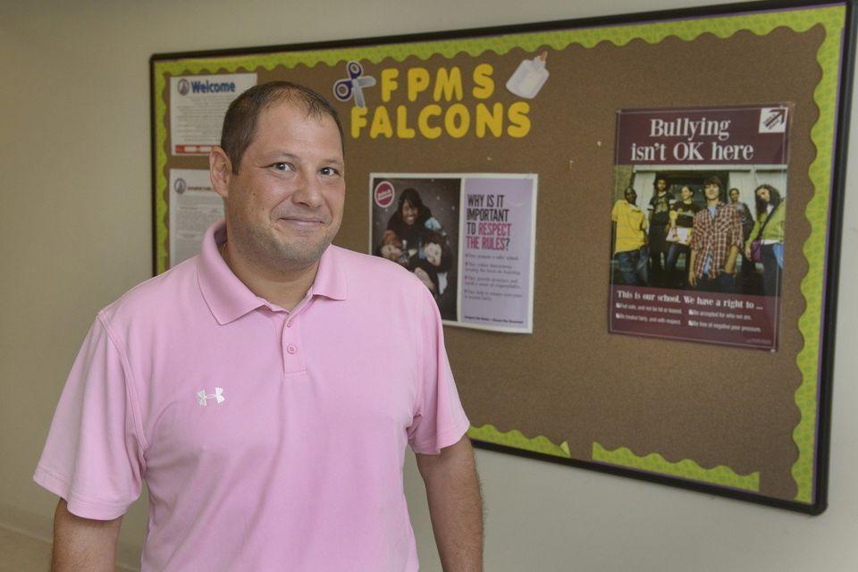 Springfield schools turnaround plan: Forest Park's Principal Thomas Mazza pushes student community service