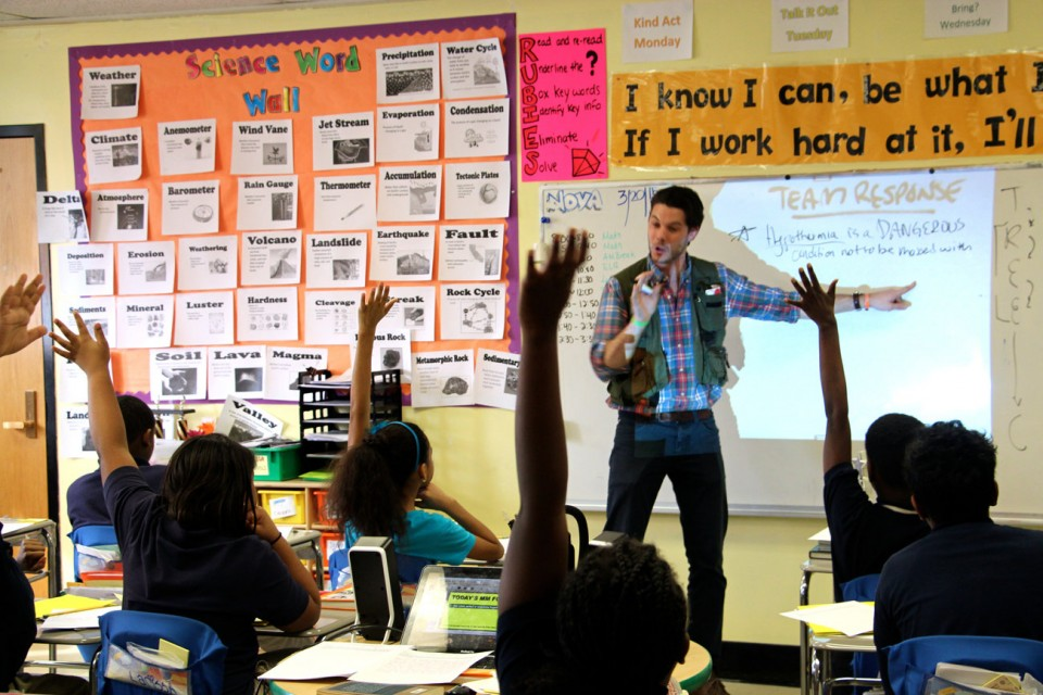 UP Education Network, to take over Springfield middle school, gets top marks for narrowing achievement gaps