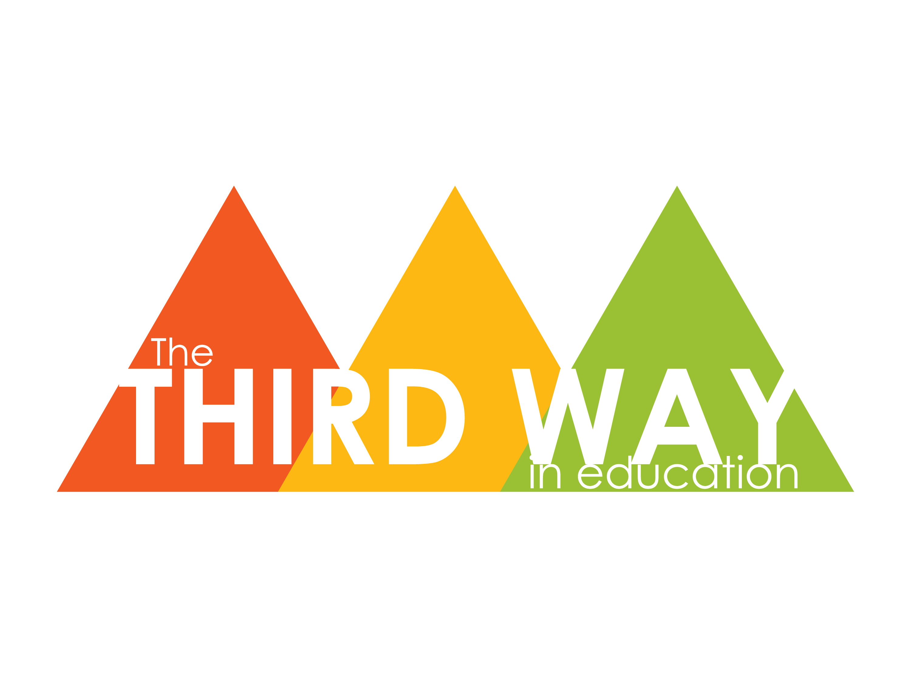 The Emerging Third Way: Blazing an Optimistic Path Ahead in K-12 Education